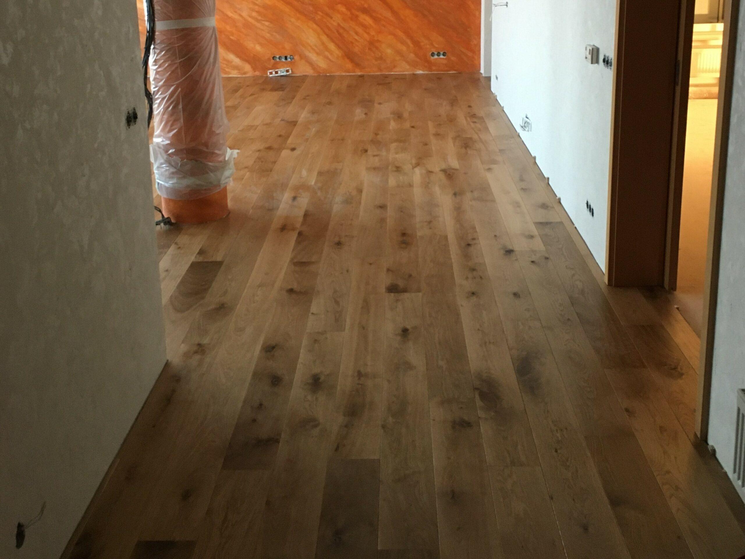 Rezidence Stodůlky - 3-vrstvá dřevěná podlaha 4