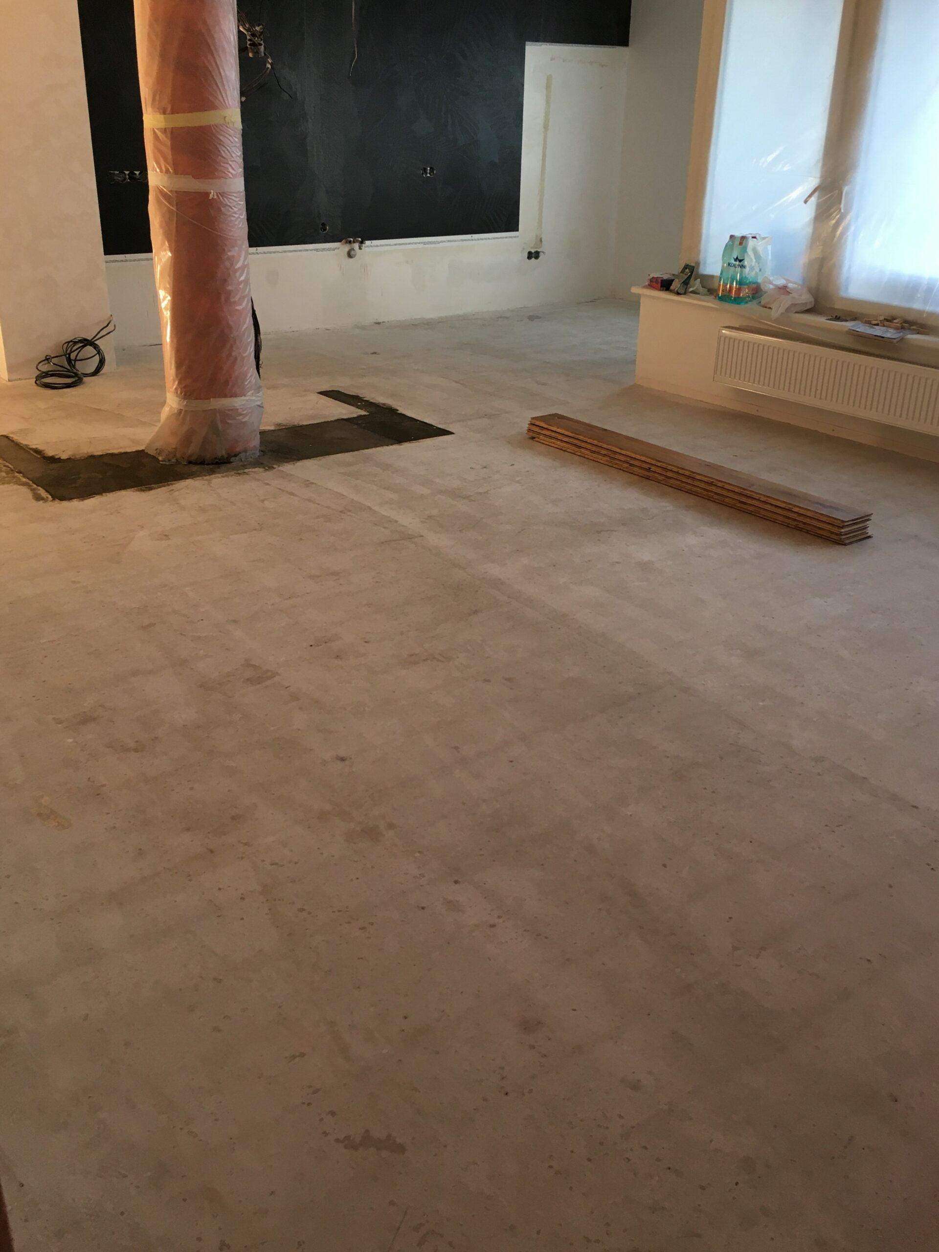 Rezidence Stodůlky - 3-vrstvá dřevěná podlaha 3