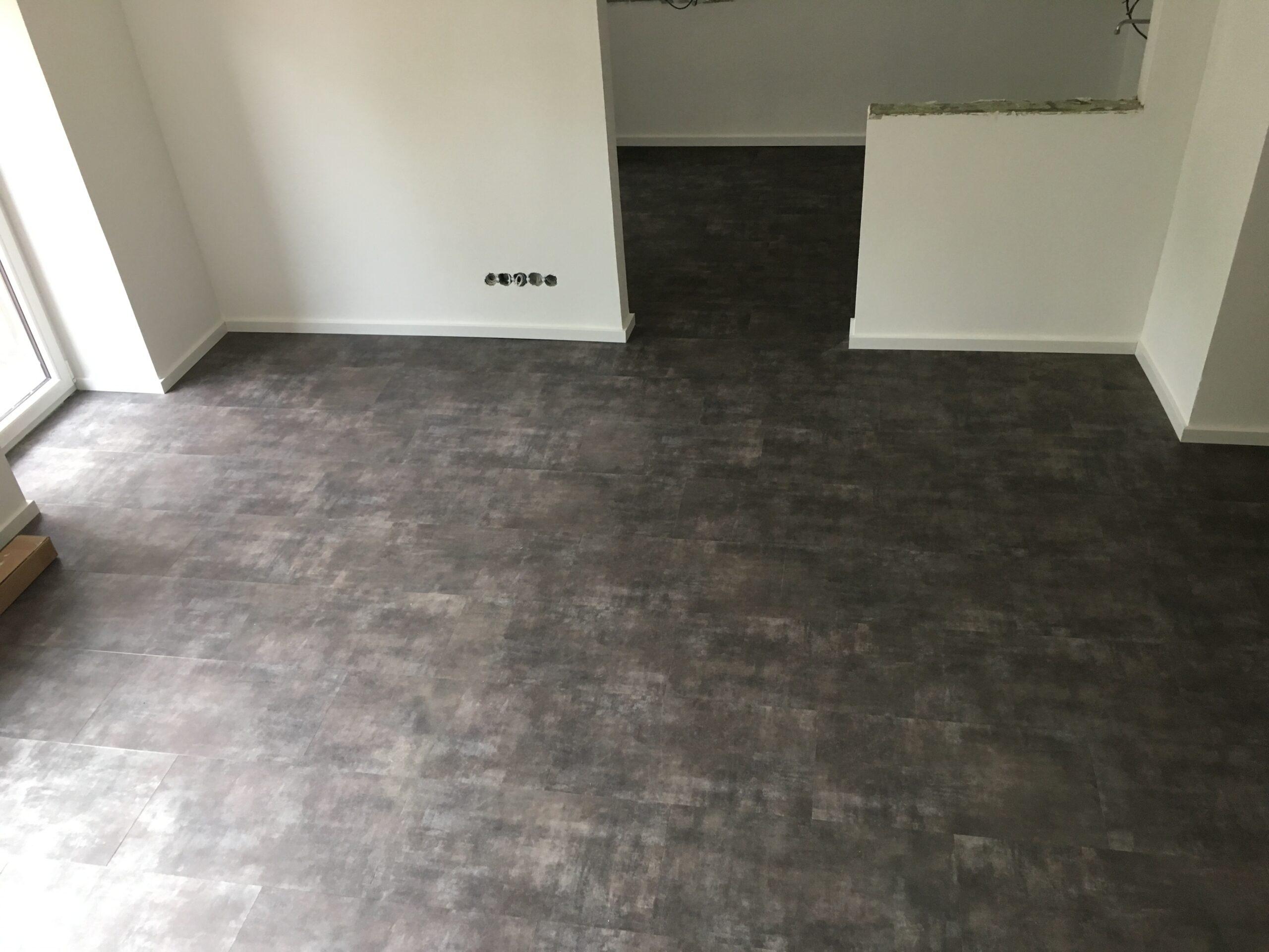 RD Záběhlice - vinylová podlaha 2