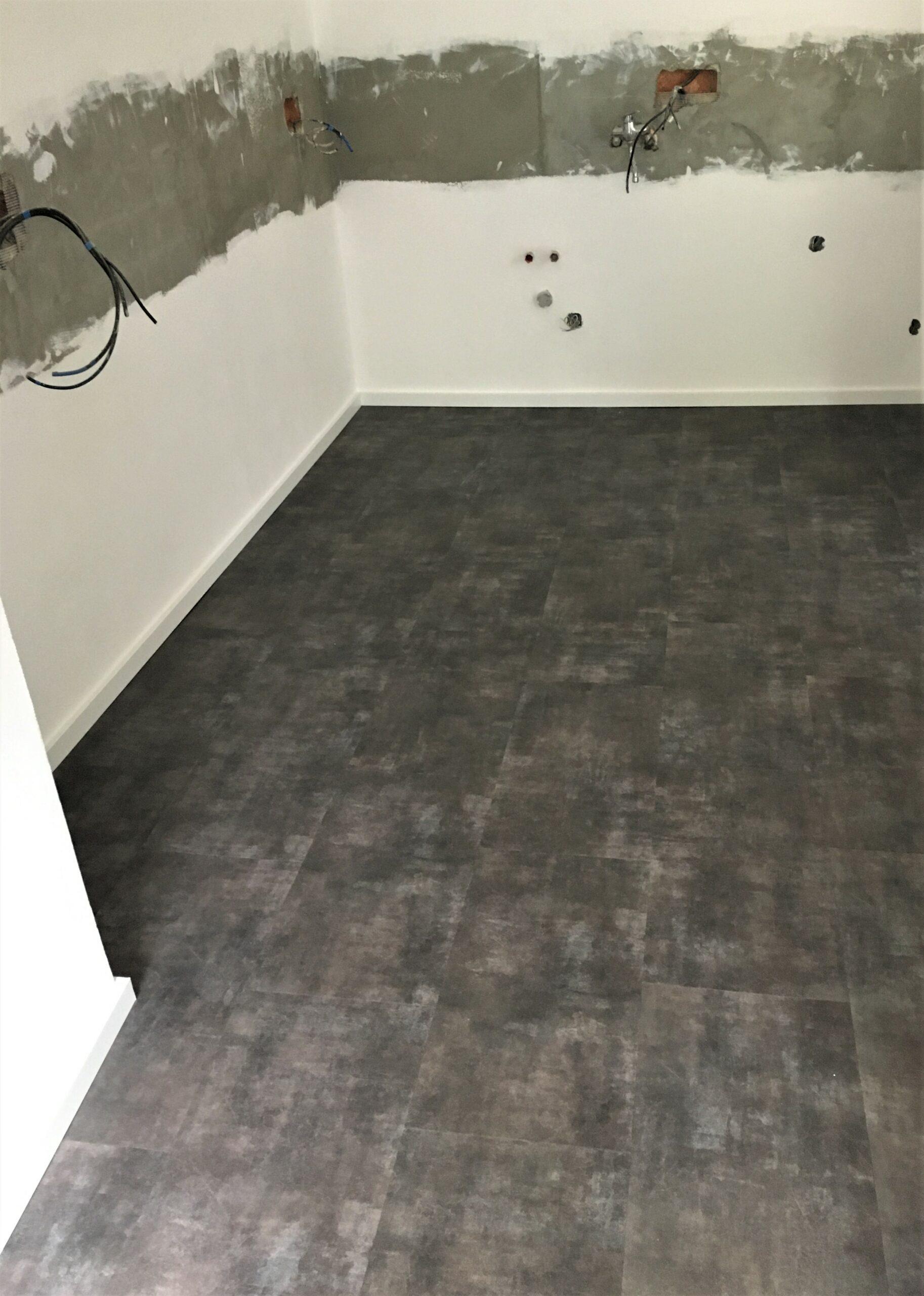 RD Záběhlice - vinylová podlaha 1
