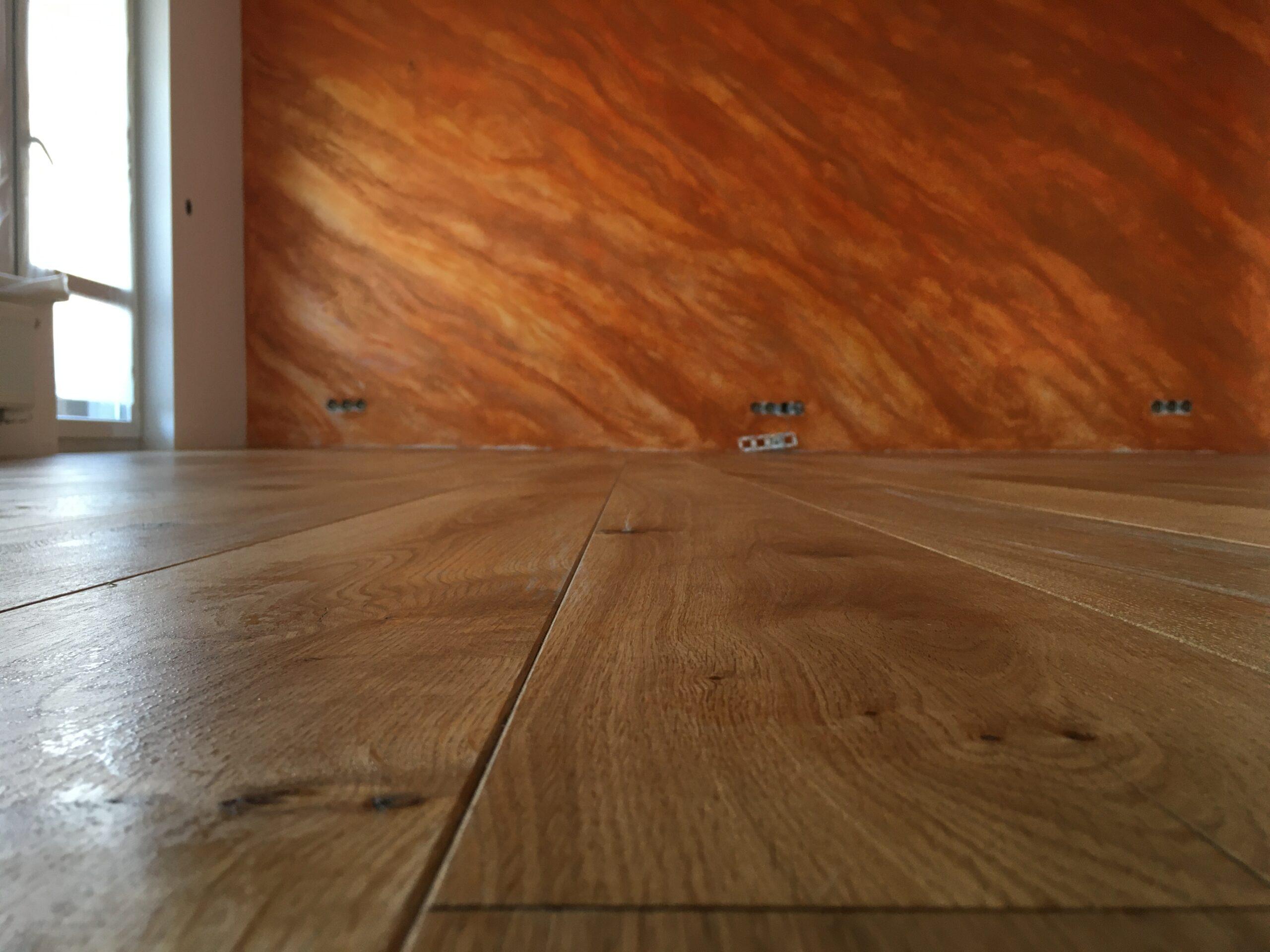 Rezidence Stodůlky - 3-vrstvá dřevěná podlaha 1