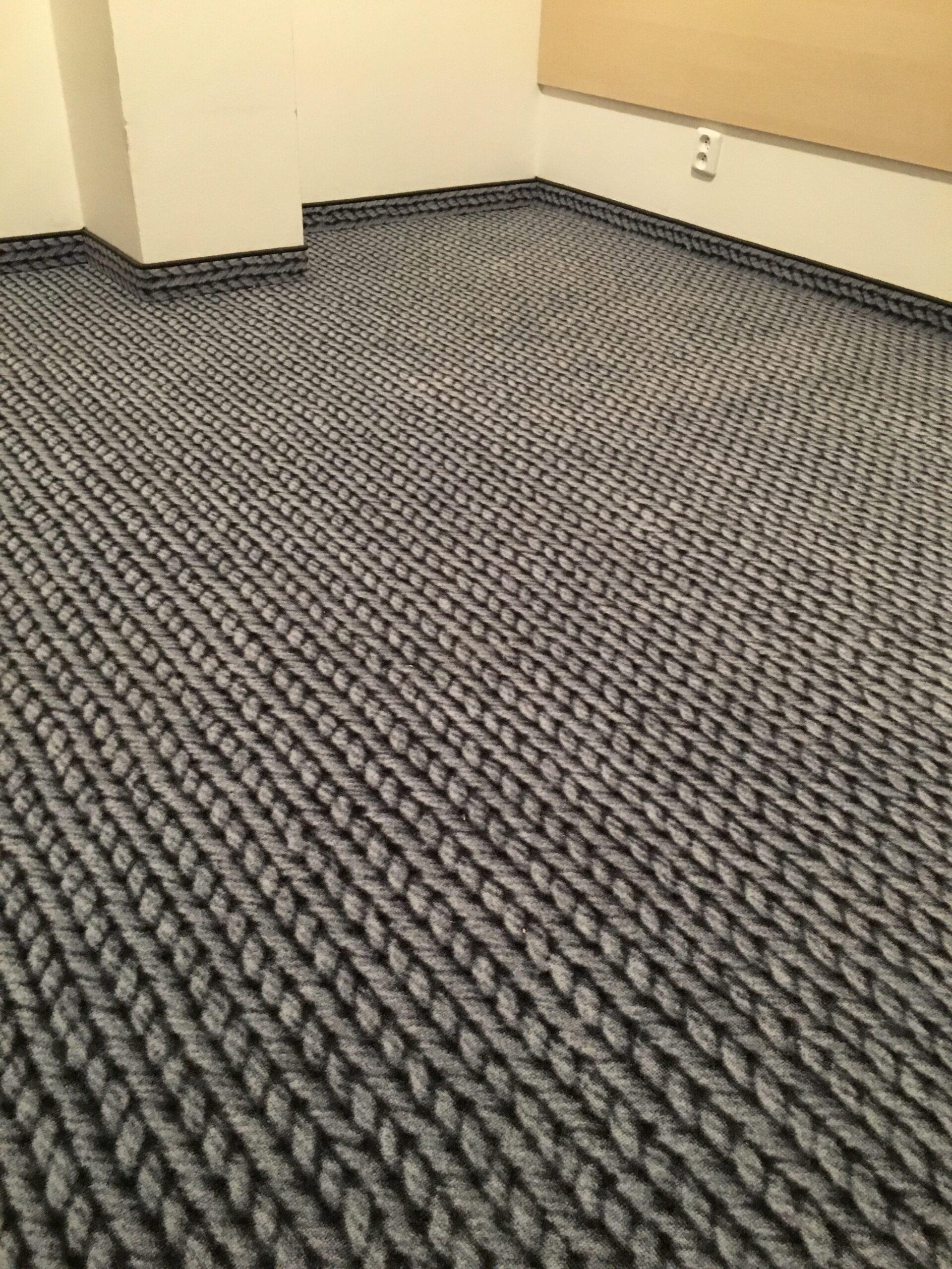 Hotel Lipno - koberce s individuálním designem a vinylová podlaha 2