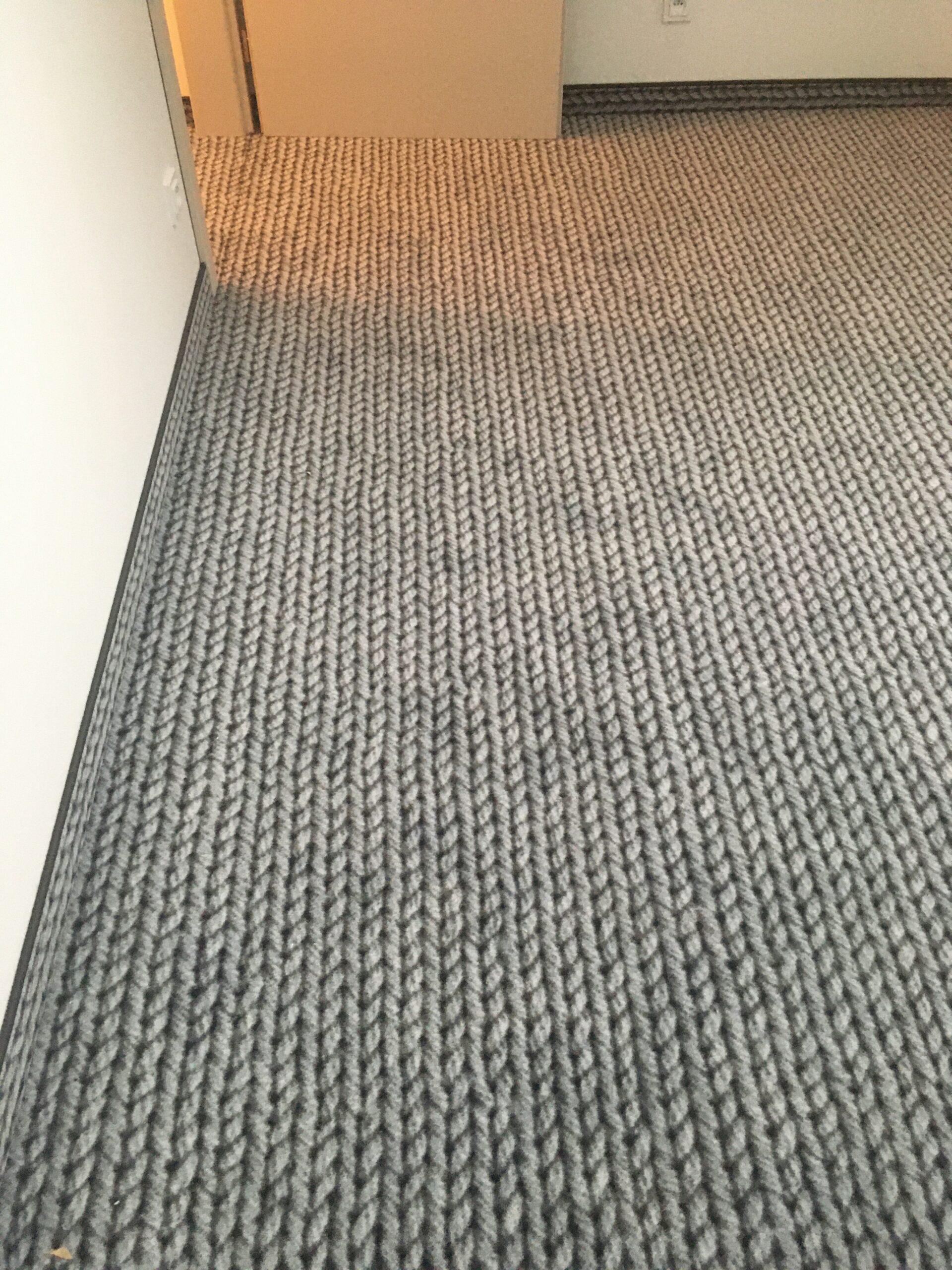 Hotel Strakonice - individuální koberce a pletený vinyl3